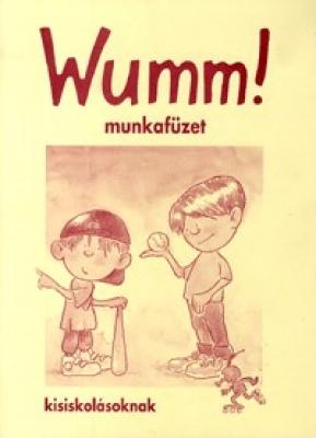 Munkafüzet a WUMM! című kezdő német nyelvkönyvhöz