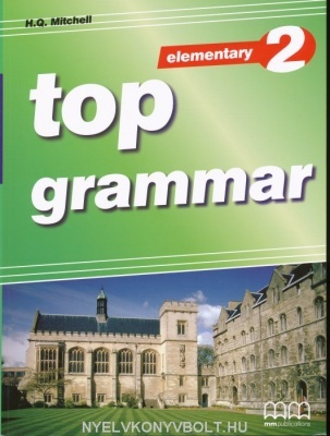 Top grammar Elementary Students book