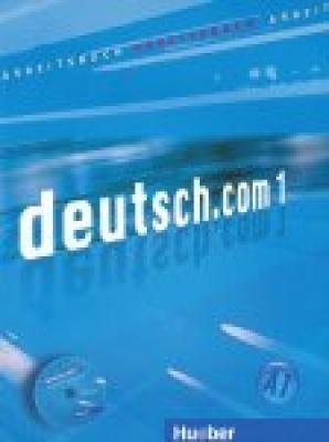 deutsch.com 1 munkafüzet audio-CD-vel