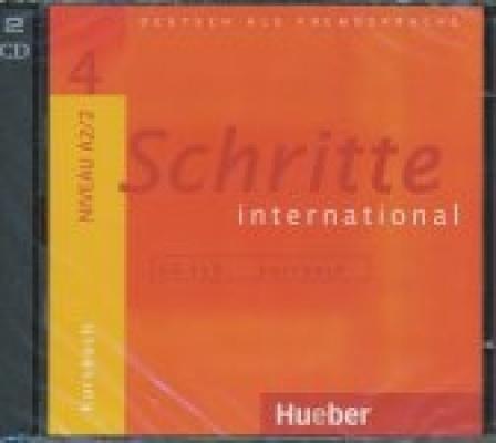 Schritte International 4 CD