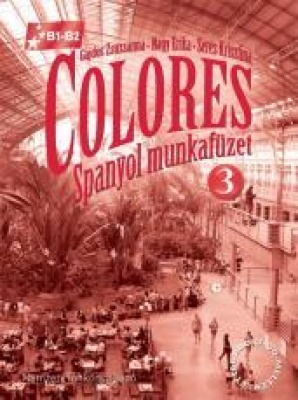 COLORES 3. SPANYOL MUNKAFÜZET