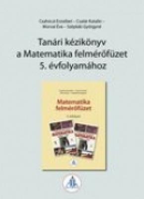 Kézikönyv a matematika felmérőfüzethez