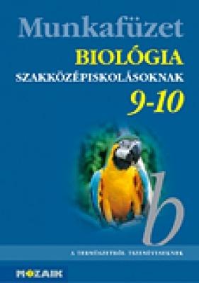 Biológia szakközépisk. 9-10. mf.