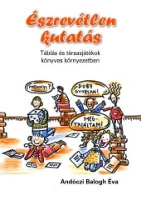 Észrevétlen kutatás (Táblás és társasjátékok könyves környezetben