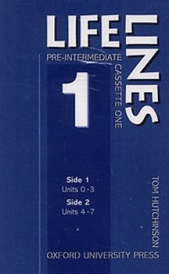 Lifelines Pre-Intermediate Cassette