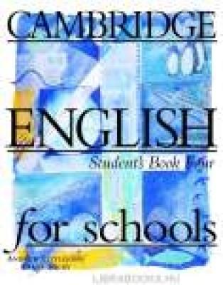 Cambridge English for Schools 4