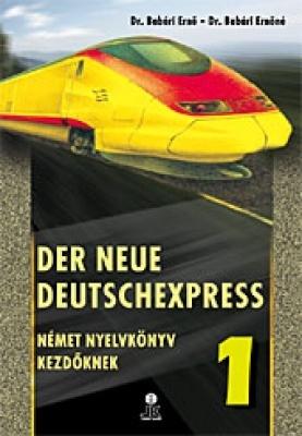 Der Neue Deutschexpress 1 Német nyelvkönyv kezdőknek