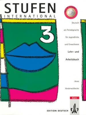Stufen International 3 Lehr- und Arbeitsbuch