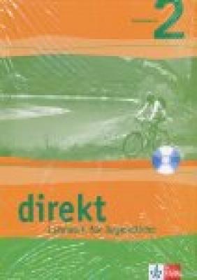 Direkt Arbeitsbuch 2 + Audio-CD
