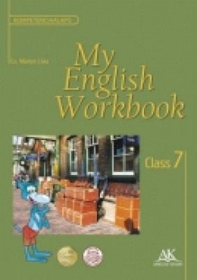 My English Workbook Class 7