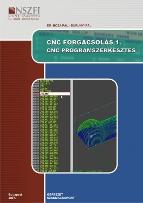 CNC forgácsolás 1. CNC programszerkesztés