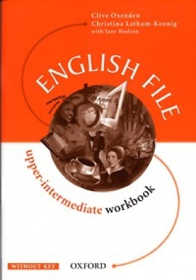 English File Upper-Intermediate WB without Key