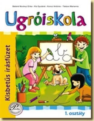 Ugróiskola - Kisbetűs írásfüzet