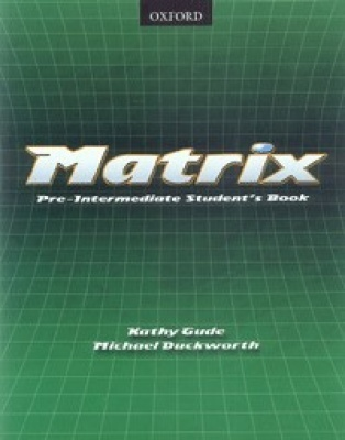 Matrix Pre-Intermediate SB