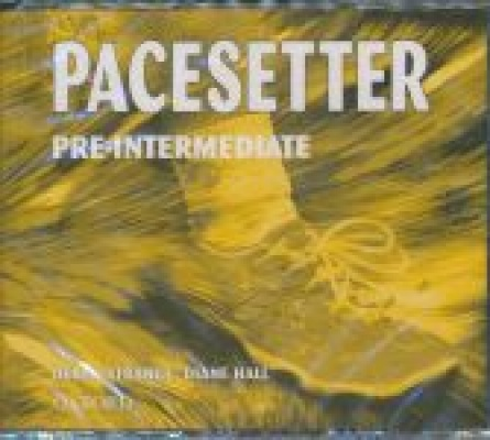 Pacesetter Pre-Intermediate CD