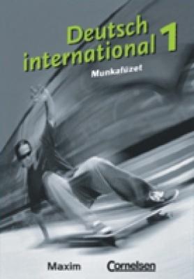 DEUTSCH INTERNATIONAL 1. MUNKAFÜZET