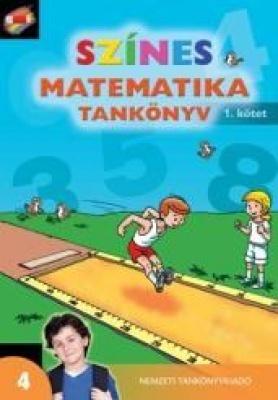 Színes matematika Tankönyv 4. osztály 1. kötet