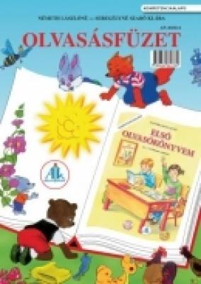 Nagybetűs írásfüzetem, Olvasásfüzet Kompetenciaalapú