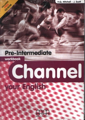 Channel your English Pre-Intermediate Workbook