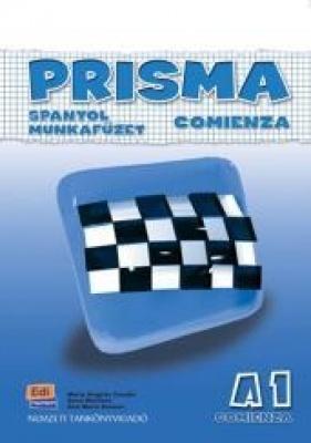 Prisma Comienza /A1/ Munkafüzet Spanyol