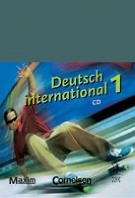 Deutsch international 1. CD (3 db)
