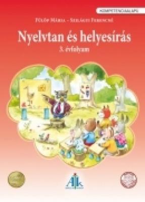 Nyelvtan és helyesírás munkáltató tankönyv 3. o.