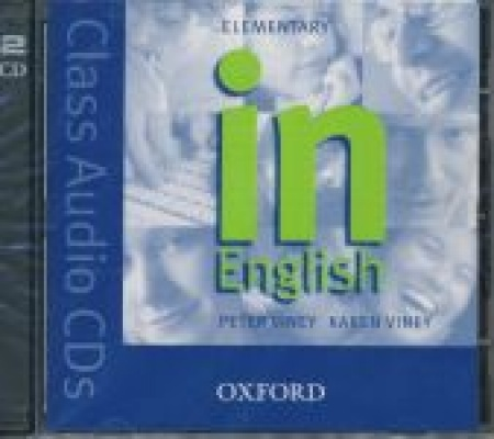 In English Elementary Class CD