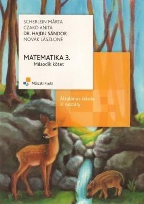 Matematika 3.o. II kötet /átdolgozott/