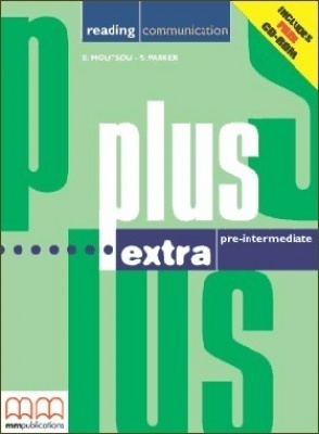 Plus Extra Pre-Intermediate Student