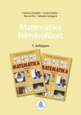 Matematika felmérőfüzet 7.o.
