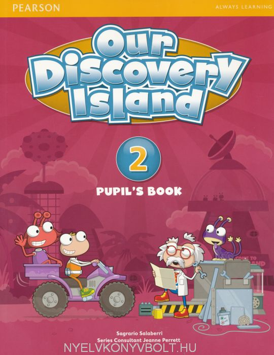Our Discovery Island 2 SB