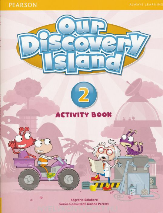 Our Discovery Island 2 AB