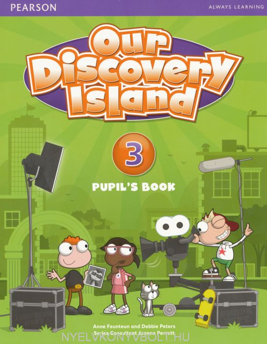 Our Discovery Island 3 PB