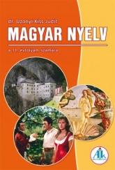 Magyar nyelv a 11. évfolyam számára