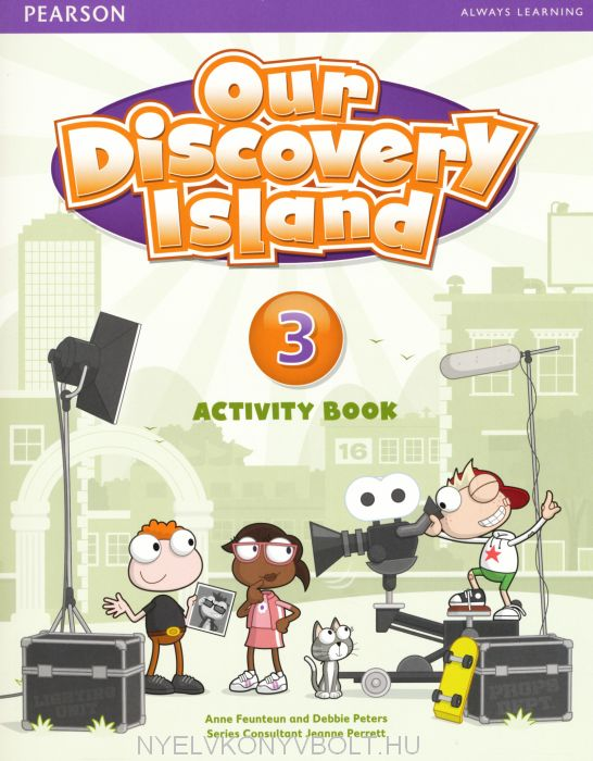 Our Discovery Island 3 AB