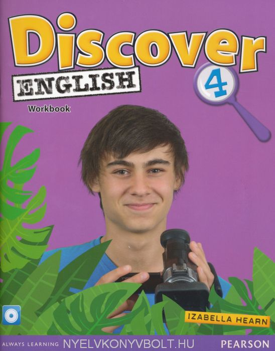 Discover English 4 WB CD