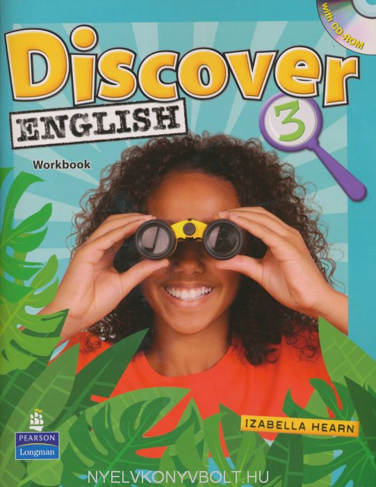 Discover English 3 WB CD