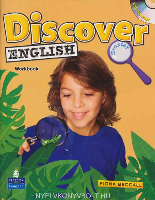 Discover English Starter WB CD