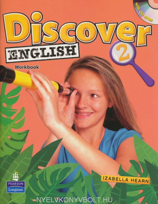 Discover English 2 WB CD