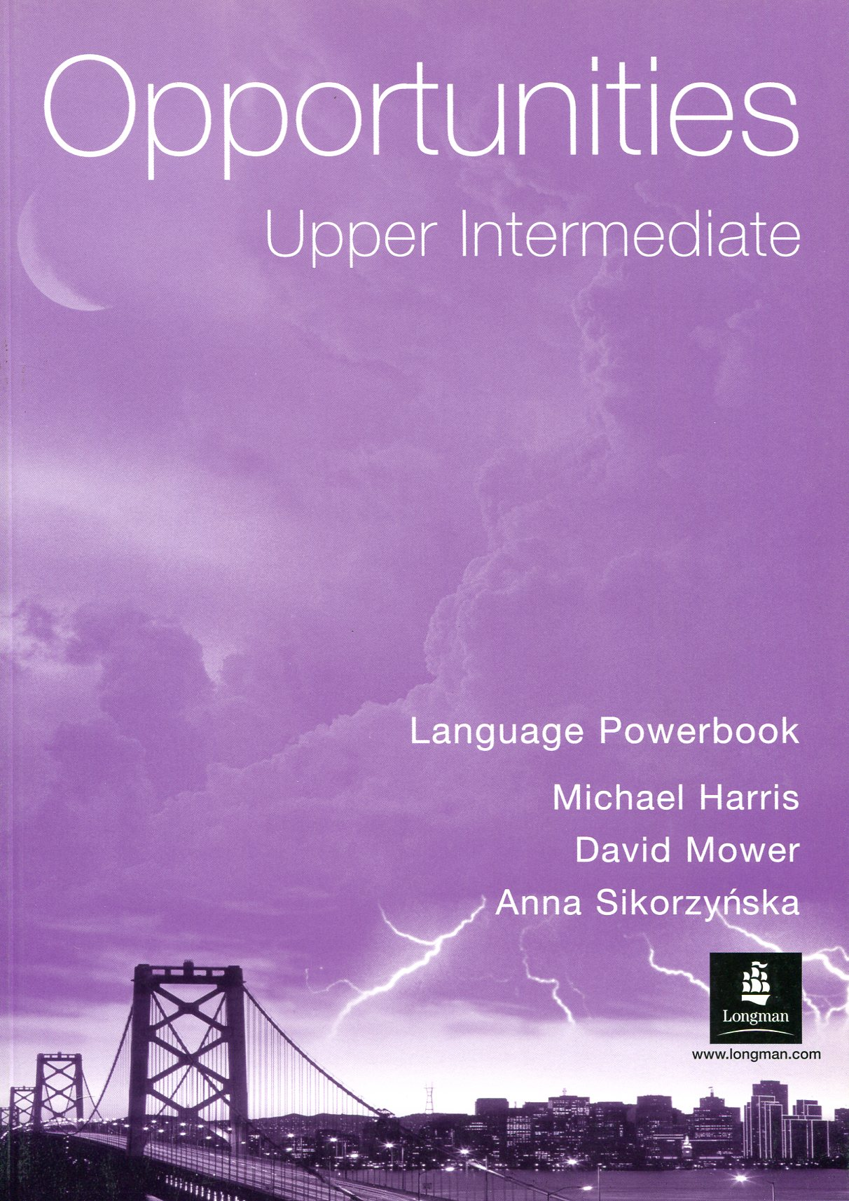 Opportunities Upper-Intermediate L. P.book