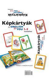 English for You 1-2-höz Szókártyák