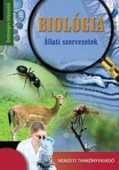 Biológia érettségire felkészítő III. Állatok + DVD