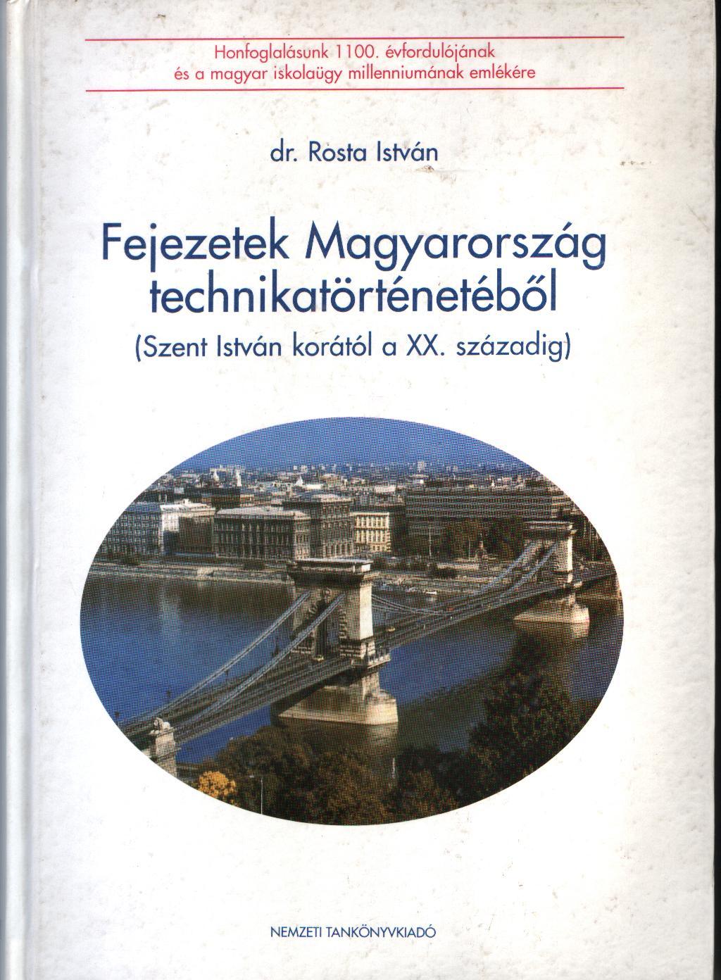 Fejezetek Magyarország technikatörténetéből