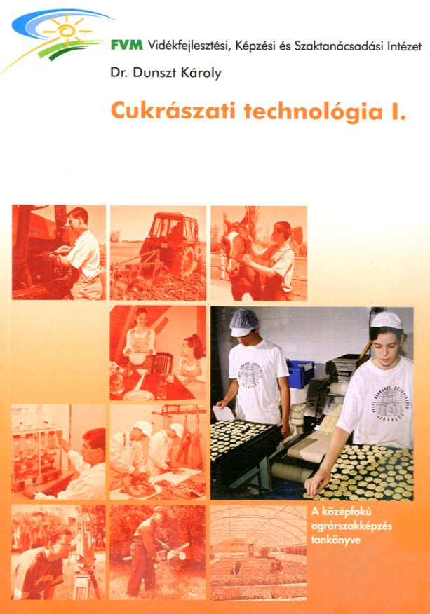 Cukrászati technológia I.