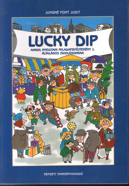 LUCKY-DIPAngol nyelvtani fgy. 1.