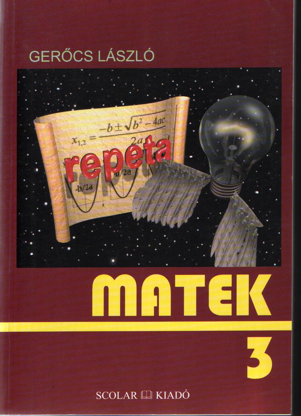 Repeta - Matek 3.