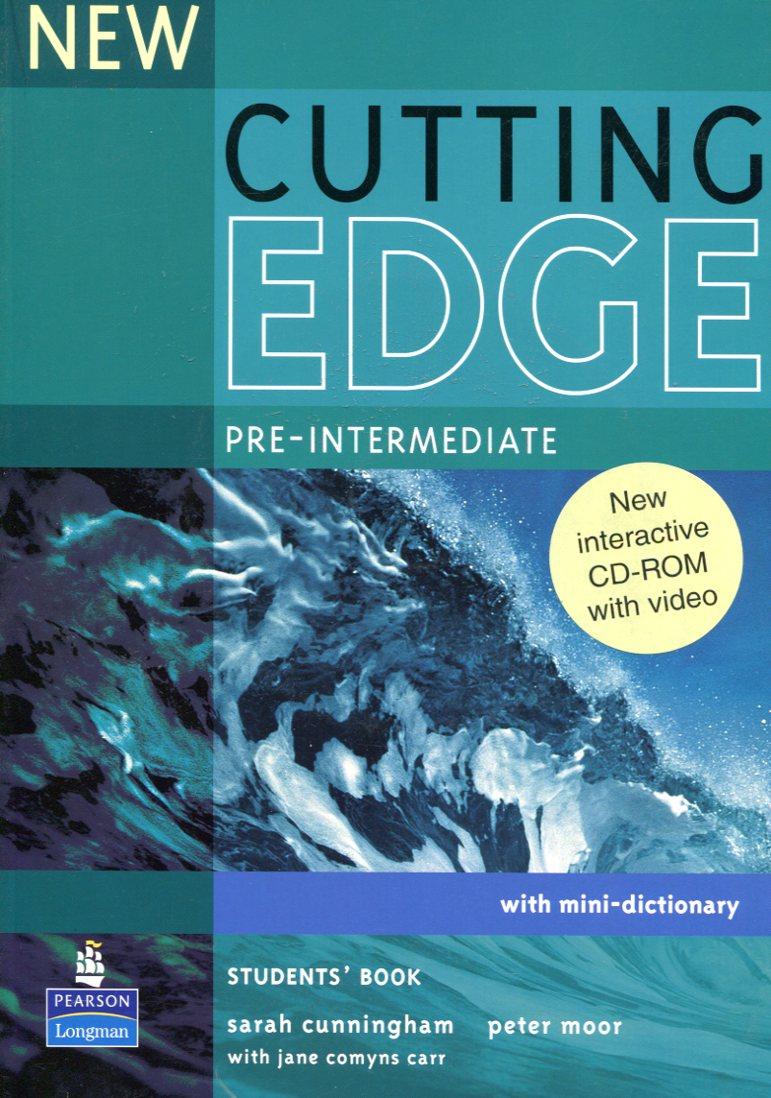 New cutting edge pre-intermediate student s book