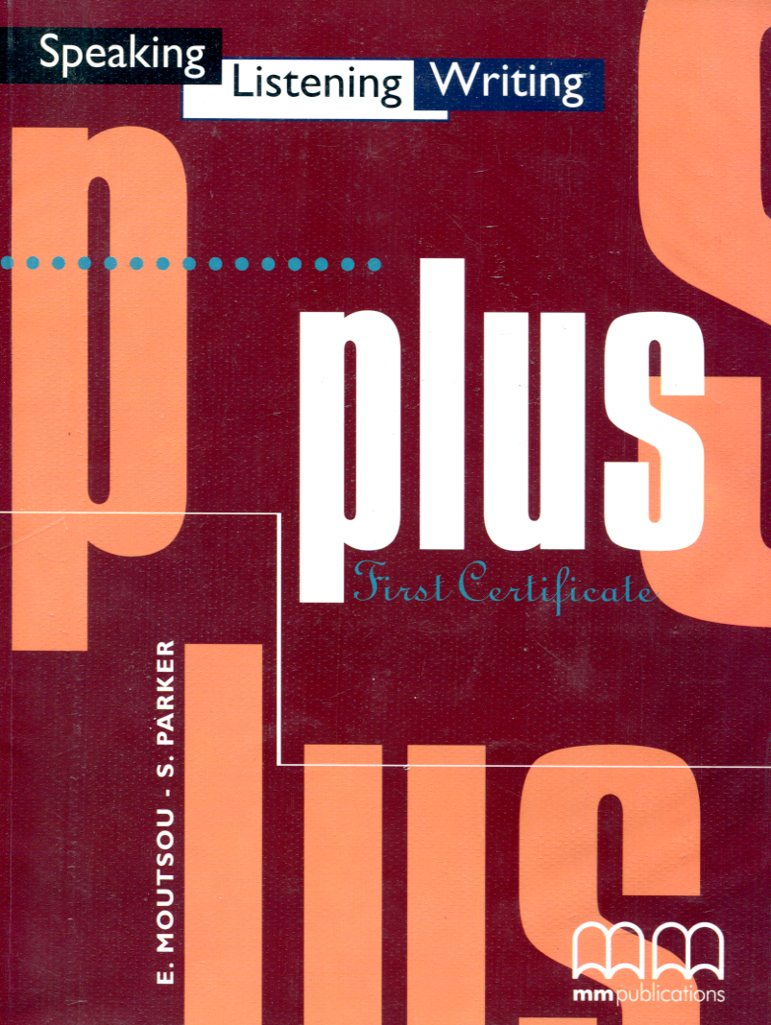 Plus First Certificate Student s Book