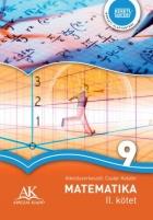 Matematika középisk. 9. évf. II. (NAT)