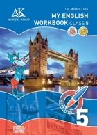 My English Workbook Class 5 (NAT)